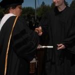 Sam gets his UCSC BA diploma_001